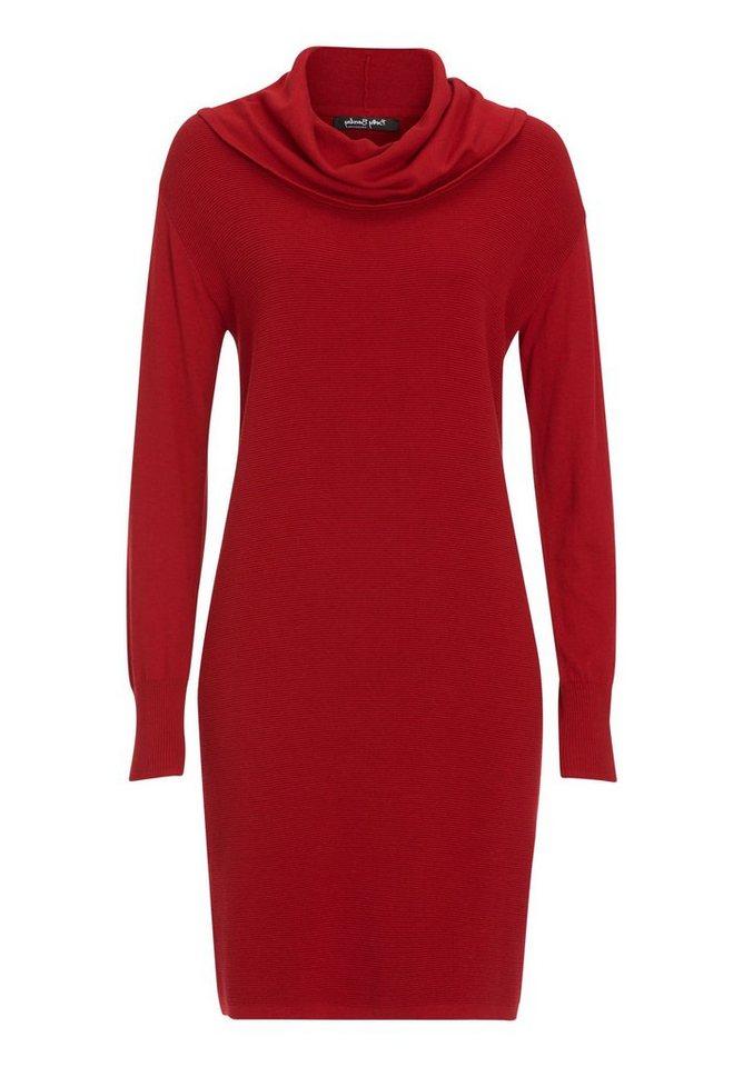 Betty Barclay jurk met col rood