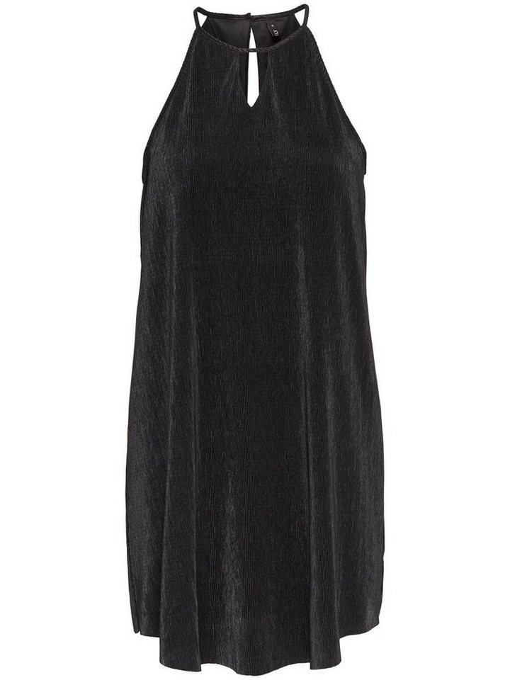 ONLY Loose fit Mouwloze jurk zwart
