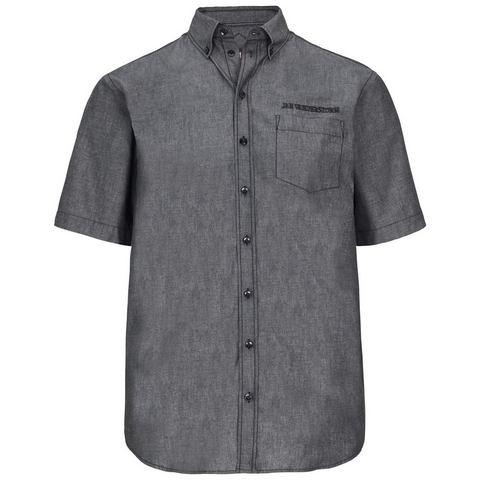 NU 15% KORTING: Jan Vanderstorm overhemd met korte mouwen ELION