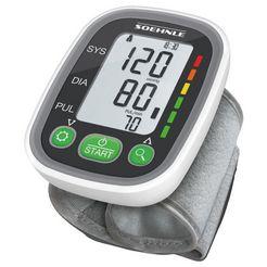 soehnle pols-bloeddrukmeter systo monitor 100 herkent een onregelmatige hartslag wit