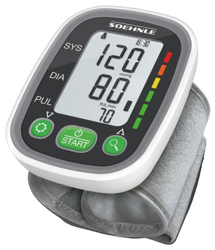 Soehnle pols-bloeddrukmeter Systo Monitor 100 voordelig en veilig online kopen