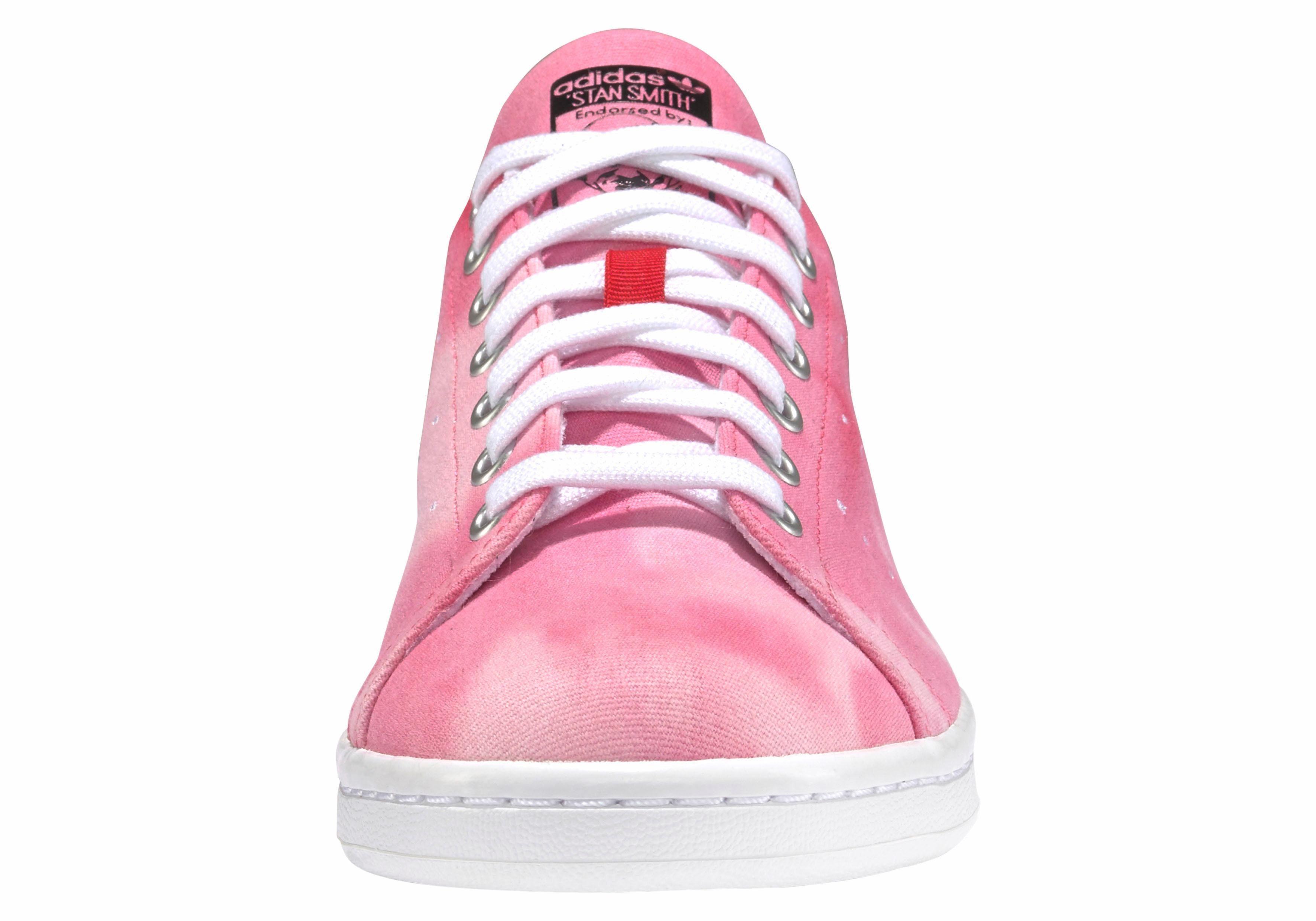 Adidas Chaussures Pw Hu Holi Baskets Stan Smith Lo Rose Rose pSidP