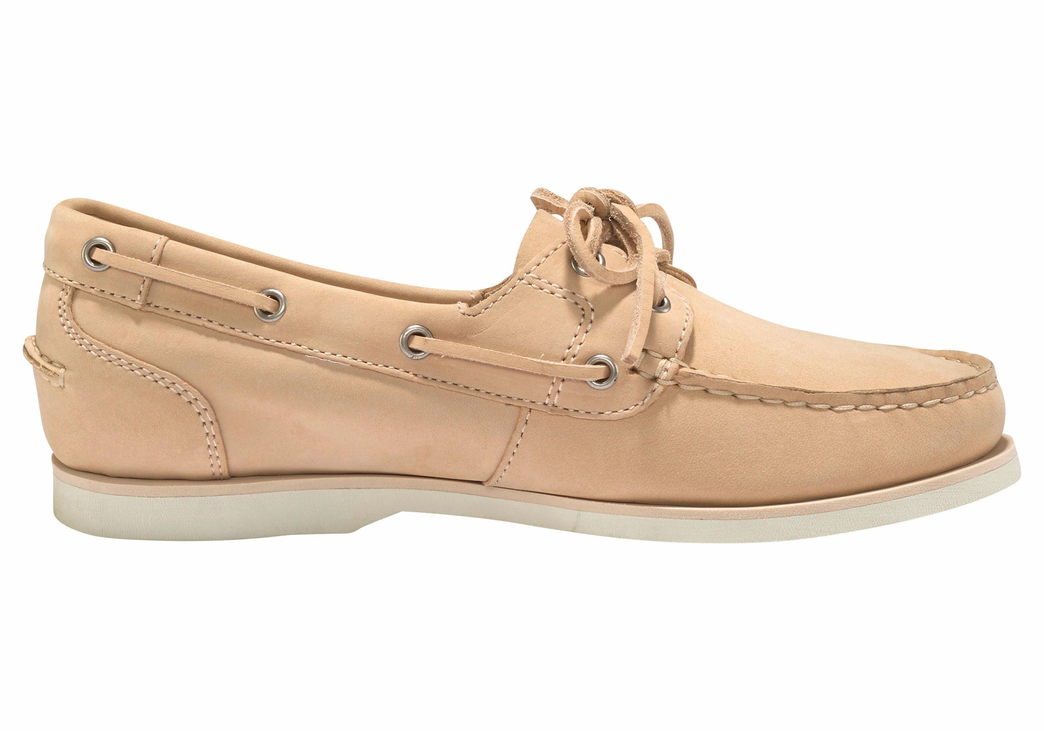 Timberland Chaussures De Sport Avec « Bateau Sans Doublure Bateau Classique » Nue WmhqD