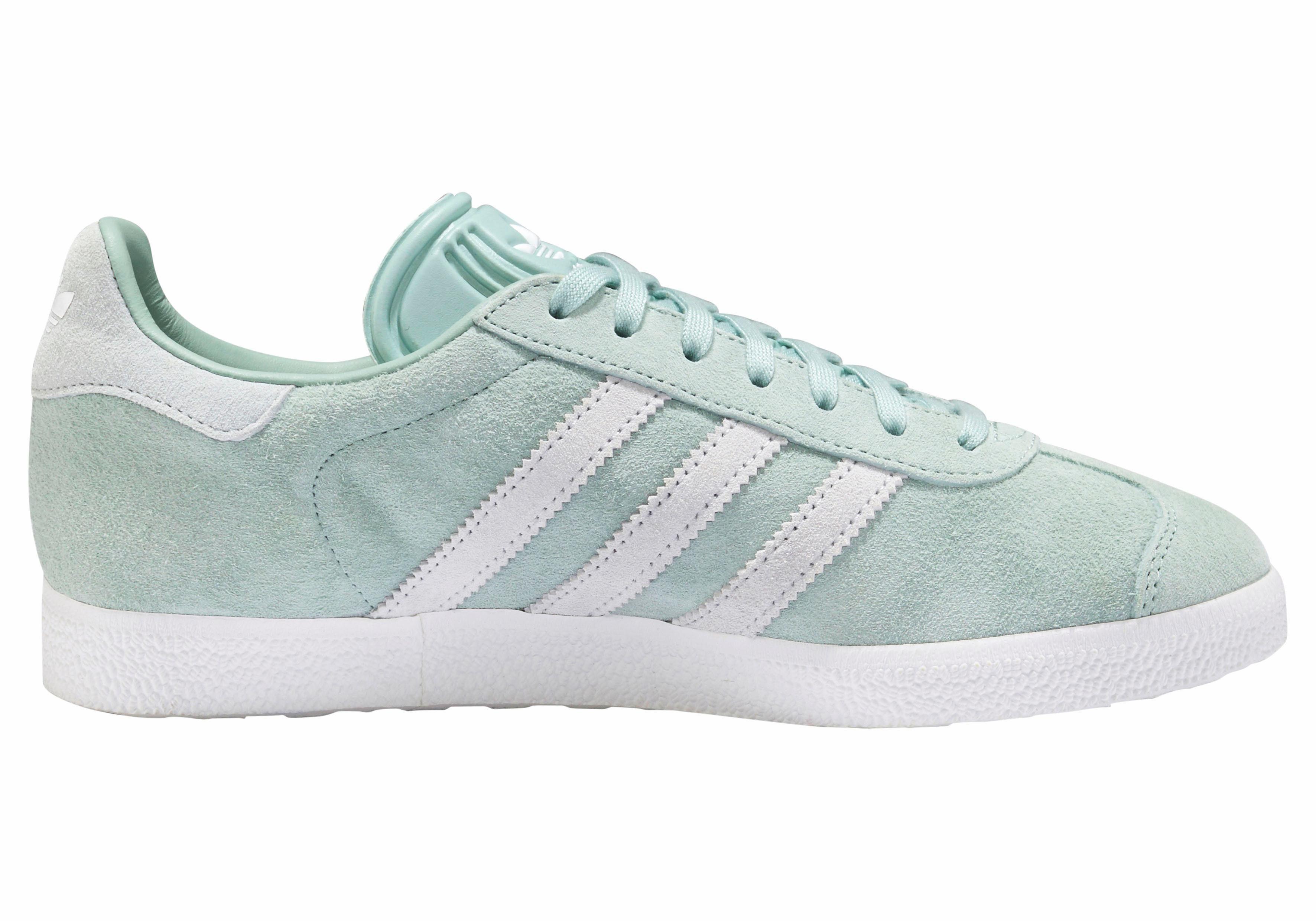 Originaux Adidas Sneakers Couche Gazelle W « Vert Pastel 3gjDC4eh