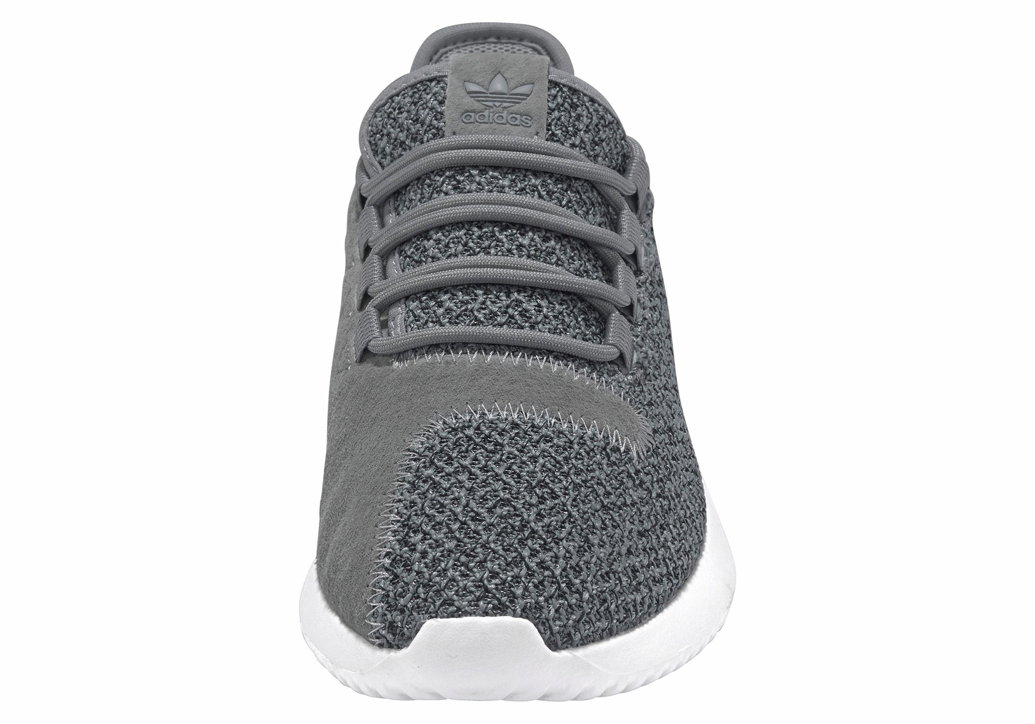 adidas tubular shadow grijs