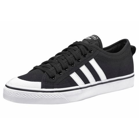 adidas originals-sneaker Nizza in zwart