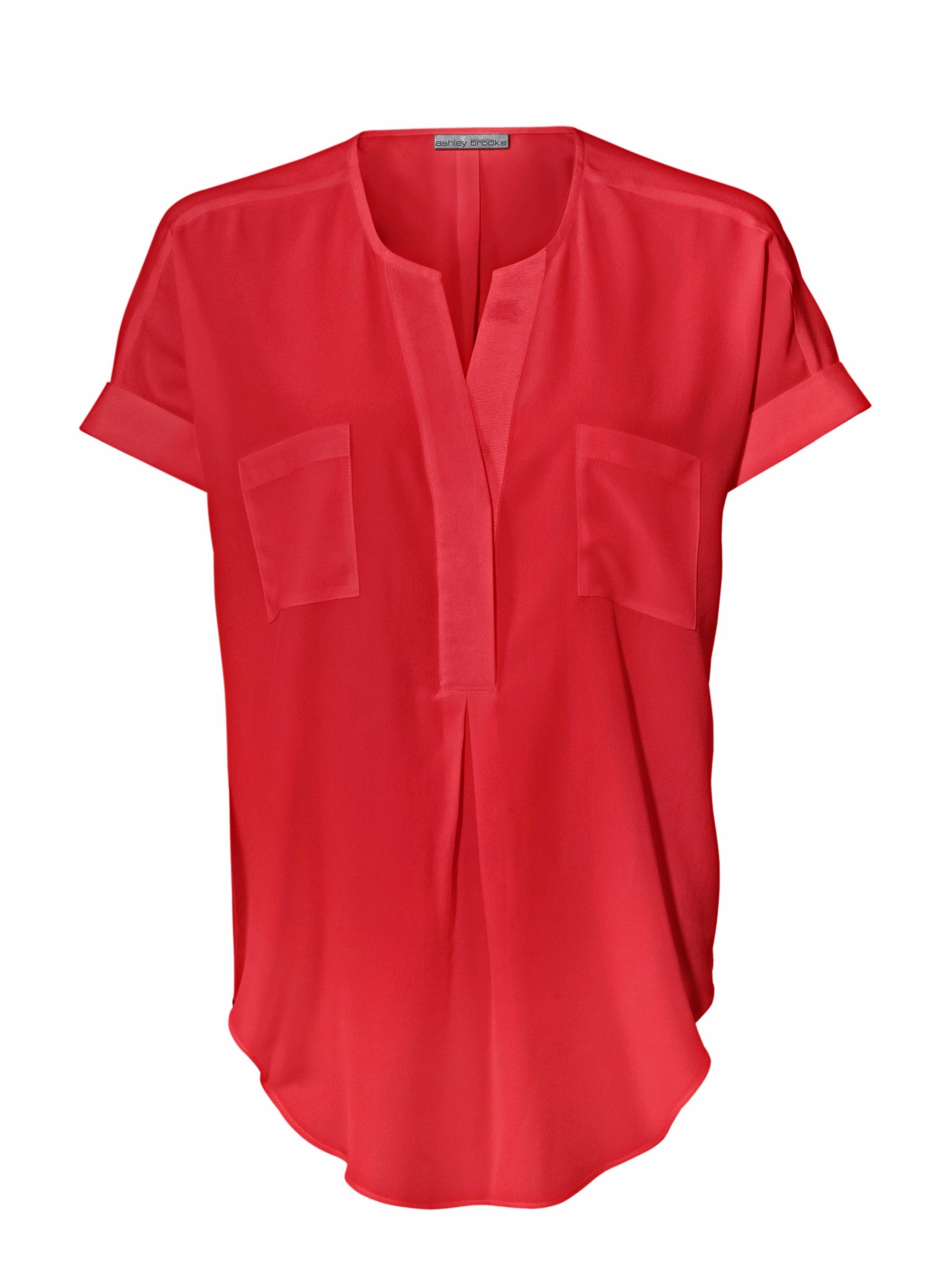 LINEA TESINI by Heine Zijden blouse nu online bestellen