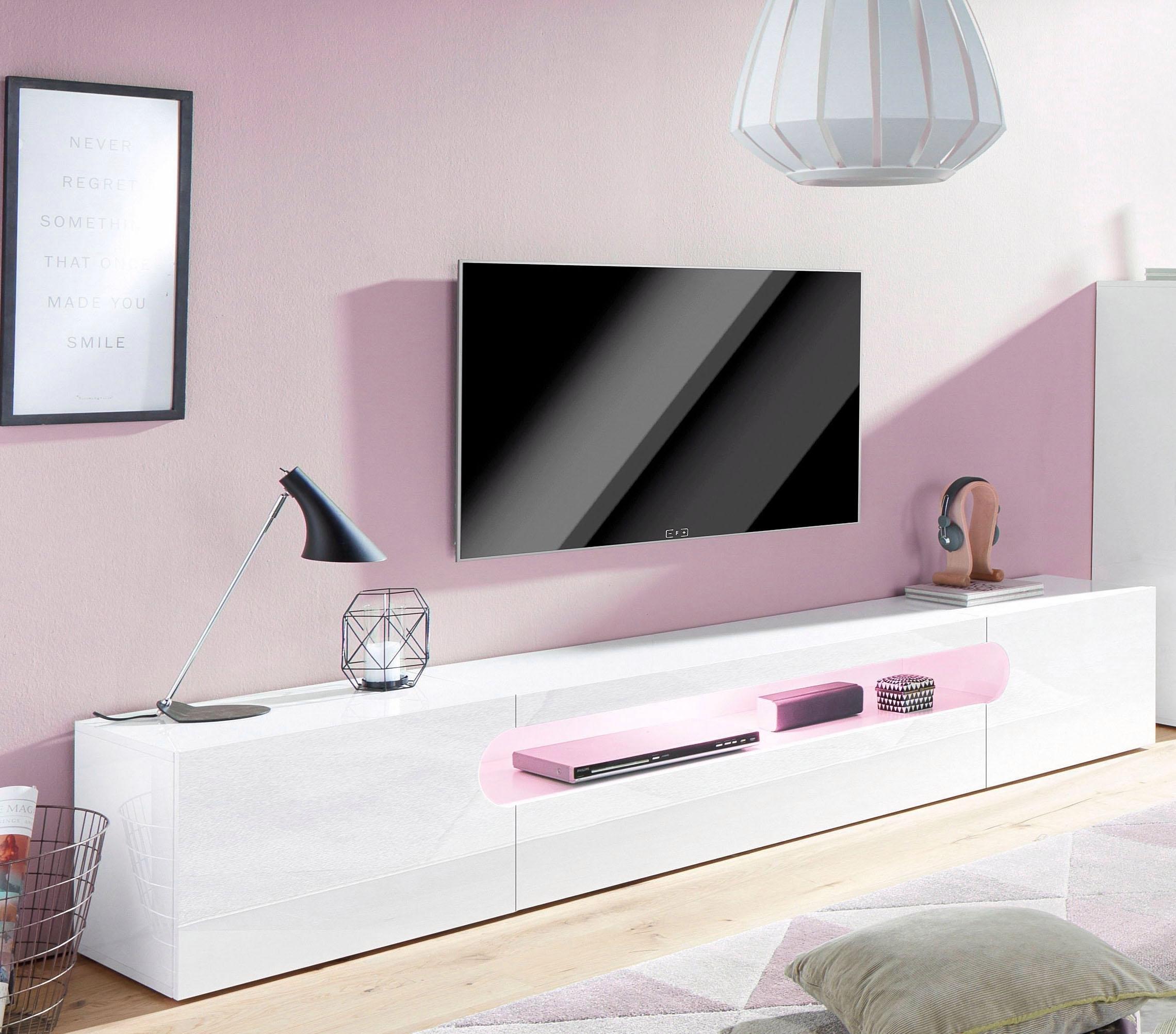 Op zoek naar een Tecnos tv-meubel Real Breedte 240 cm? Koop online bij OTTO