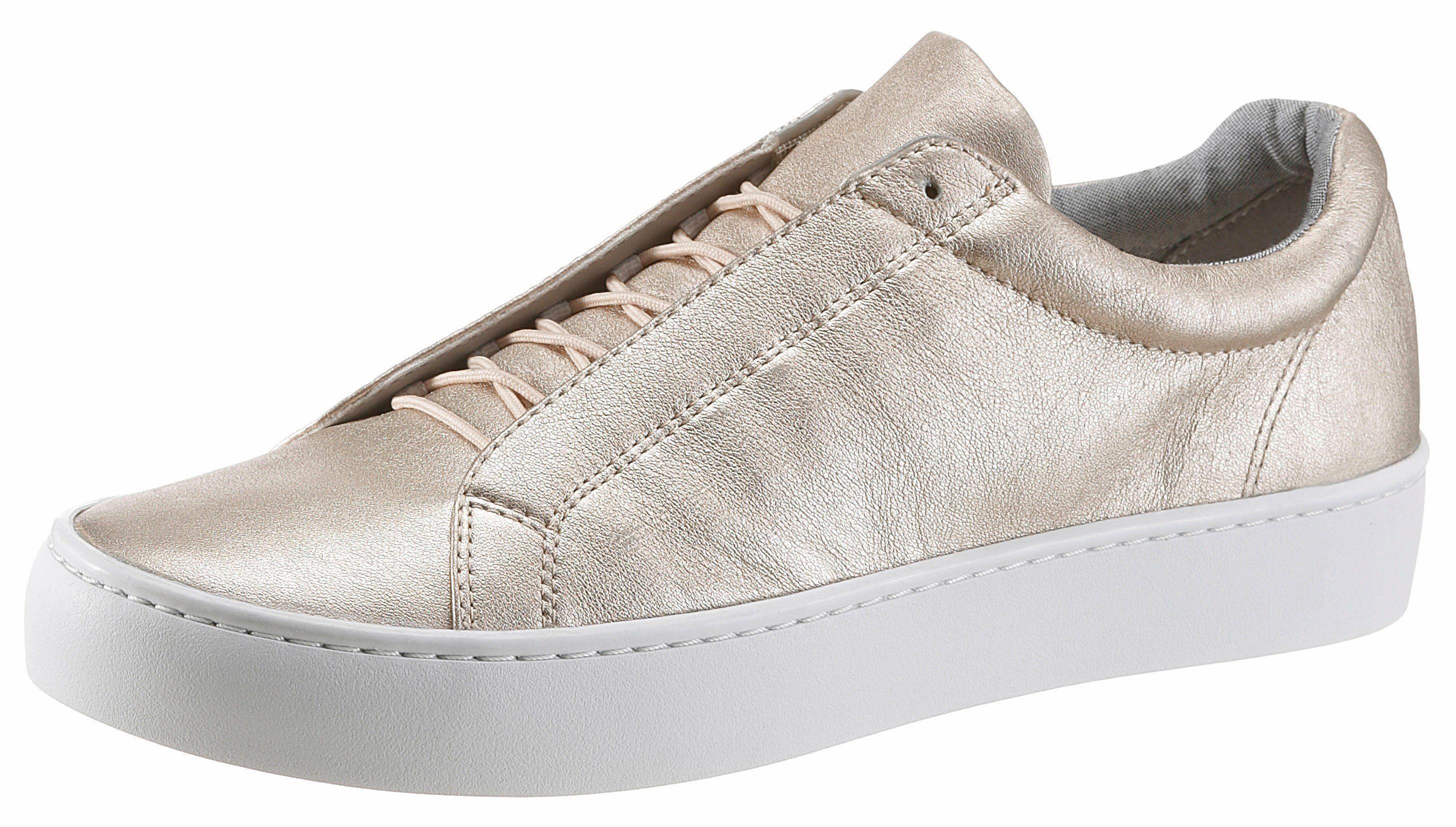 Cordonniers Vagabondes Sneakers Bas Or enVUfia