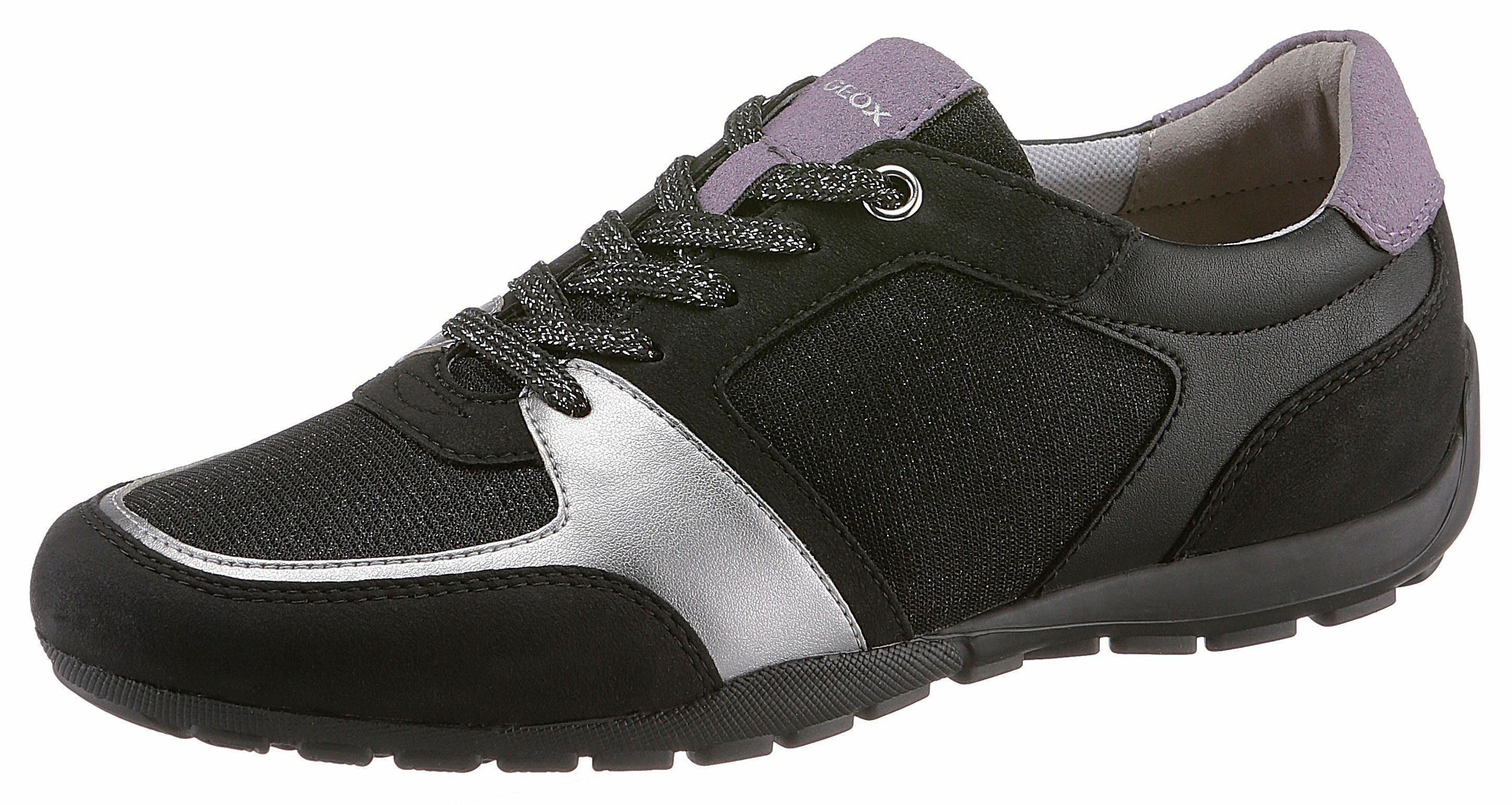Geox Femmes D Giyo Chaussures De Sport - Noir - 39 Eu ZQp9bR2f