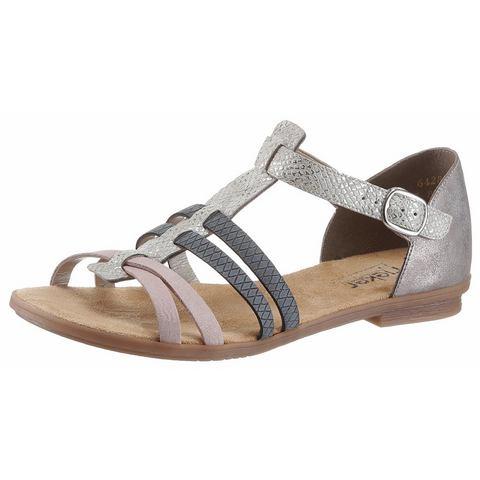 RIEKER Sandalen met verstelbare gespsluiting