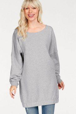 gwynedds lang sweatshirt »hilda the sweat« grijs
