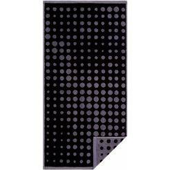 badlaken »dot«, egeria zwart