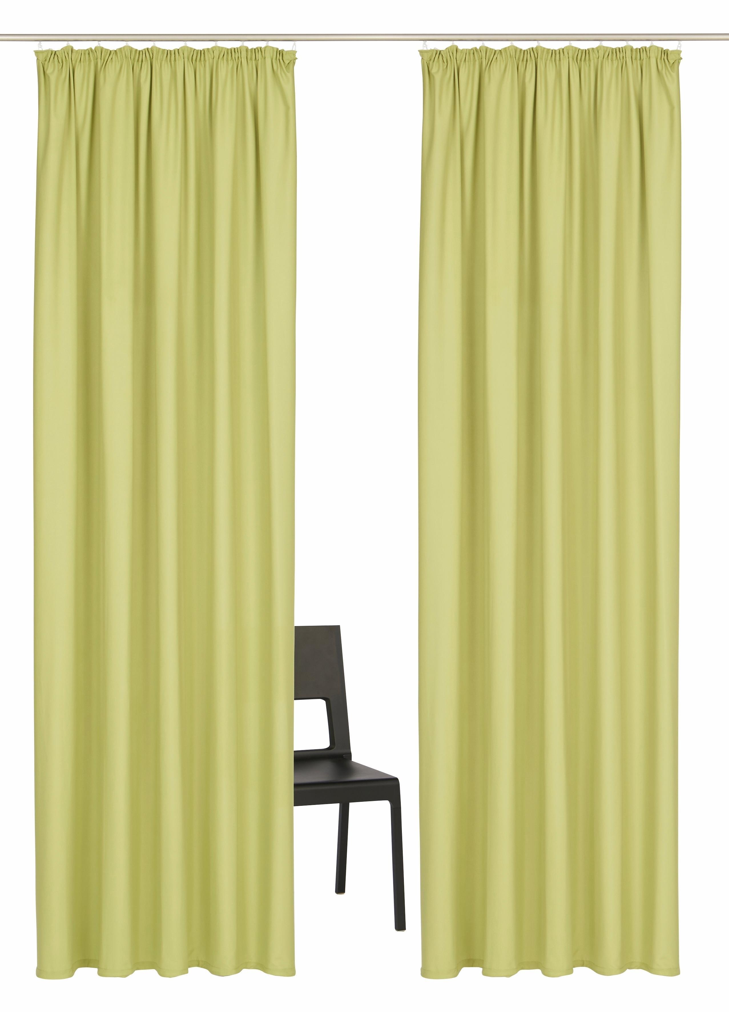 Op zoek naar een Home Affaire Gordijn, »Parry«, rimpelband, set van 2? Koop online bij OTTO