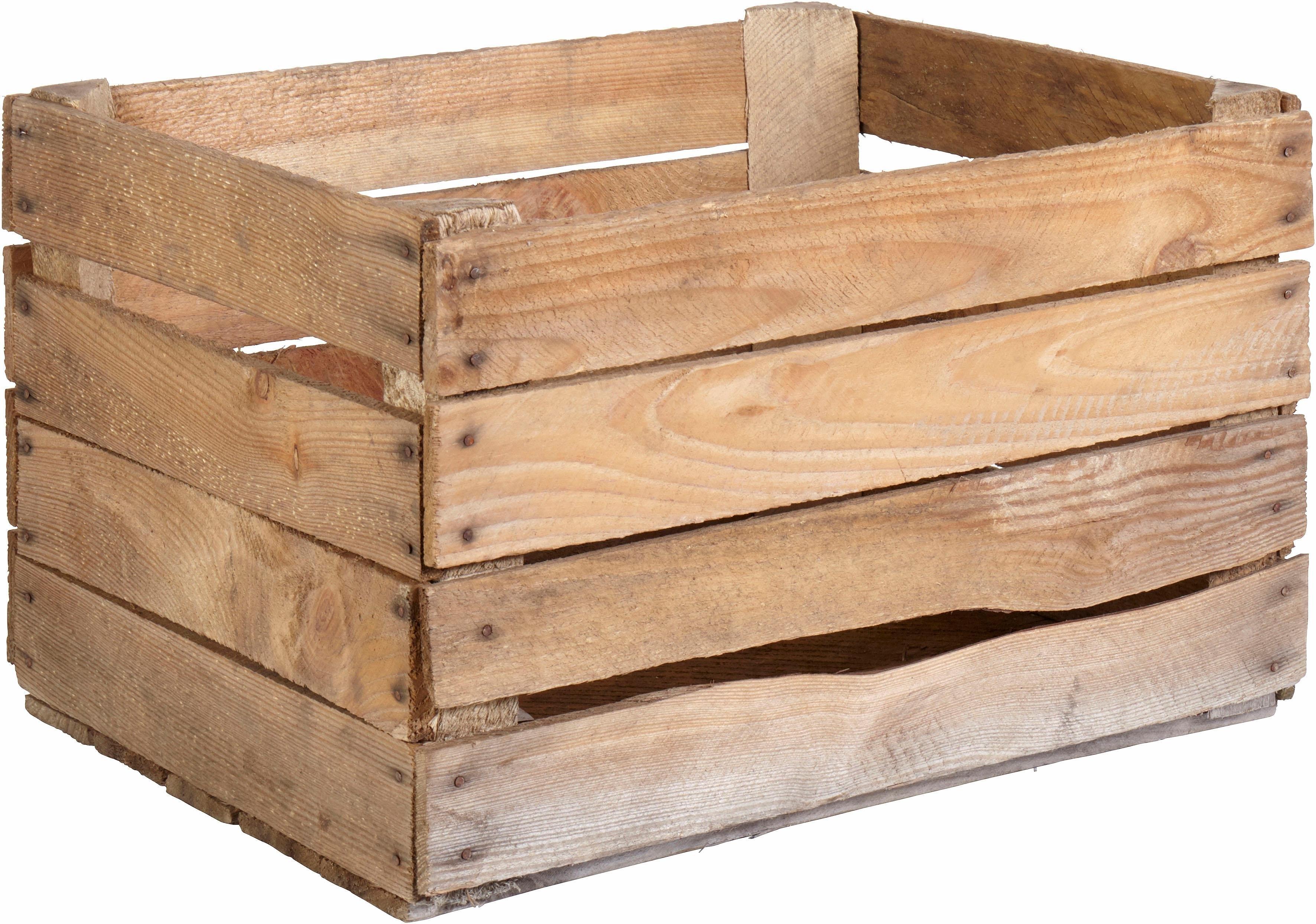 HOME AFFAIRE houten kist makkelijk gekocht | OTTO