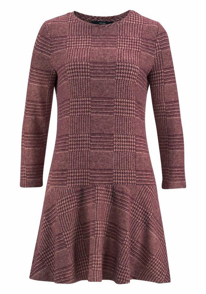 Vero Moda tricotjurk TOUCH rood