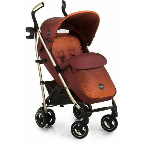 iCoo buggy met licht aluminiumframe, Pace Mocca