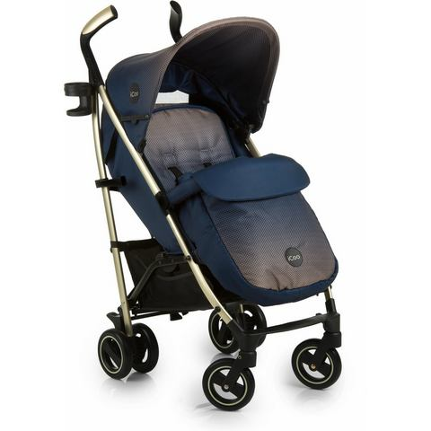 iCoo buggy met licht aluminium frame, Pace Dressblue