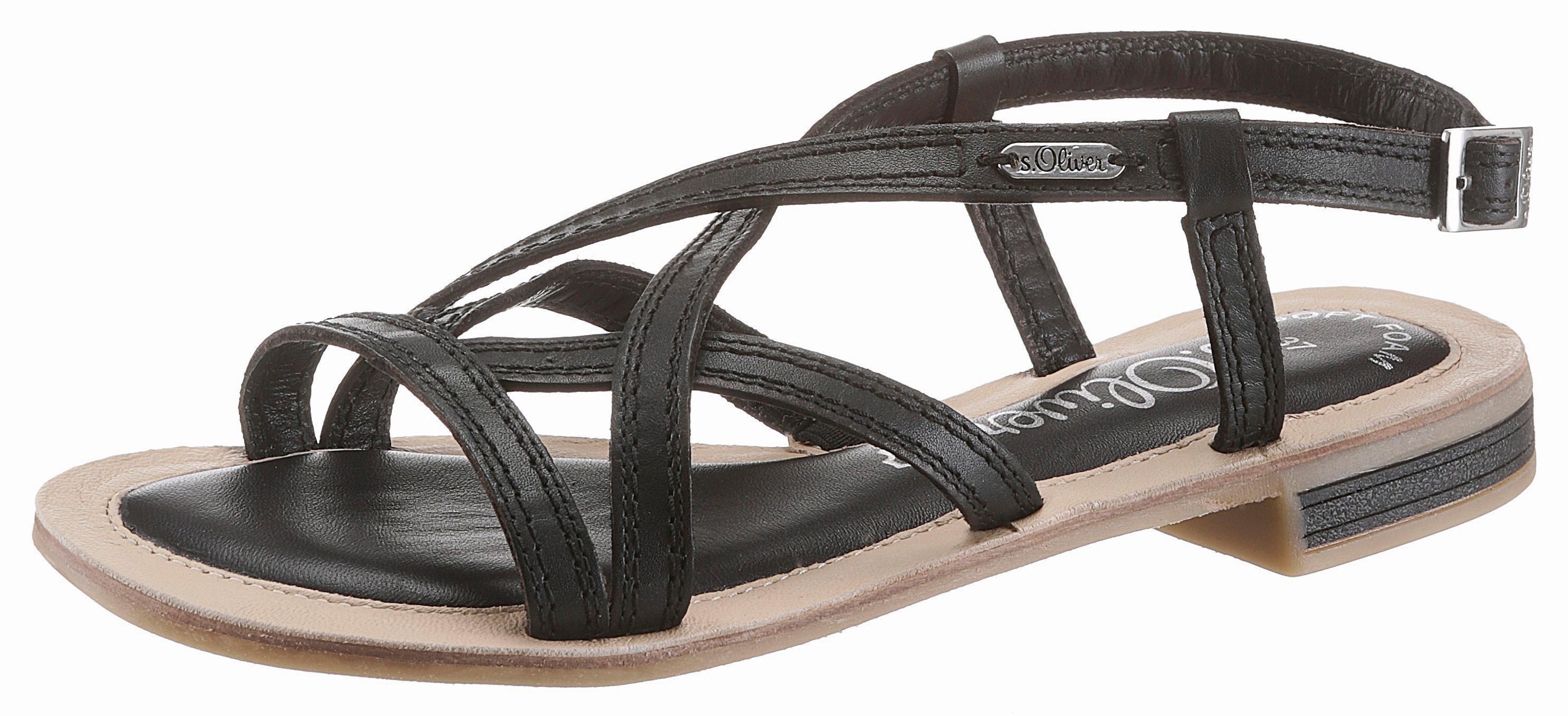af663f4cb2a951 s.Oliver RED LABEL sandalen online bij   OTTO