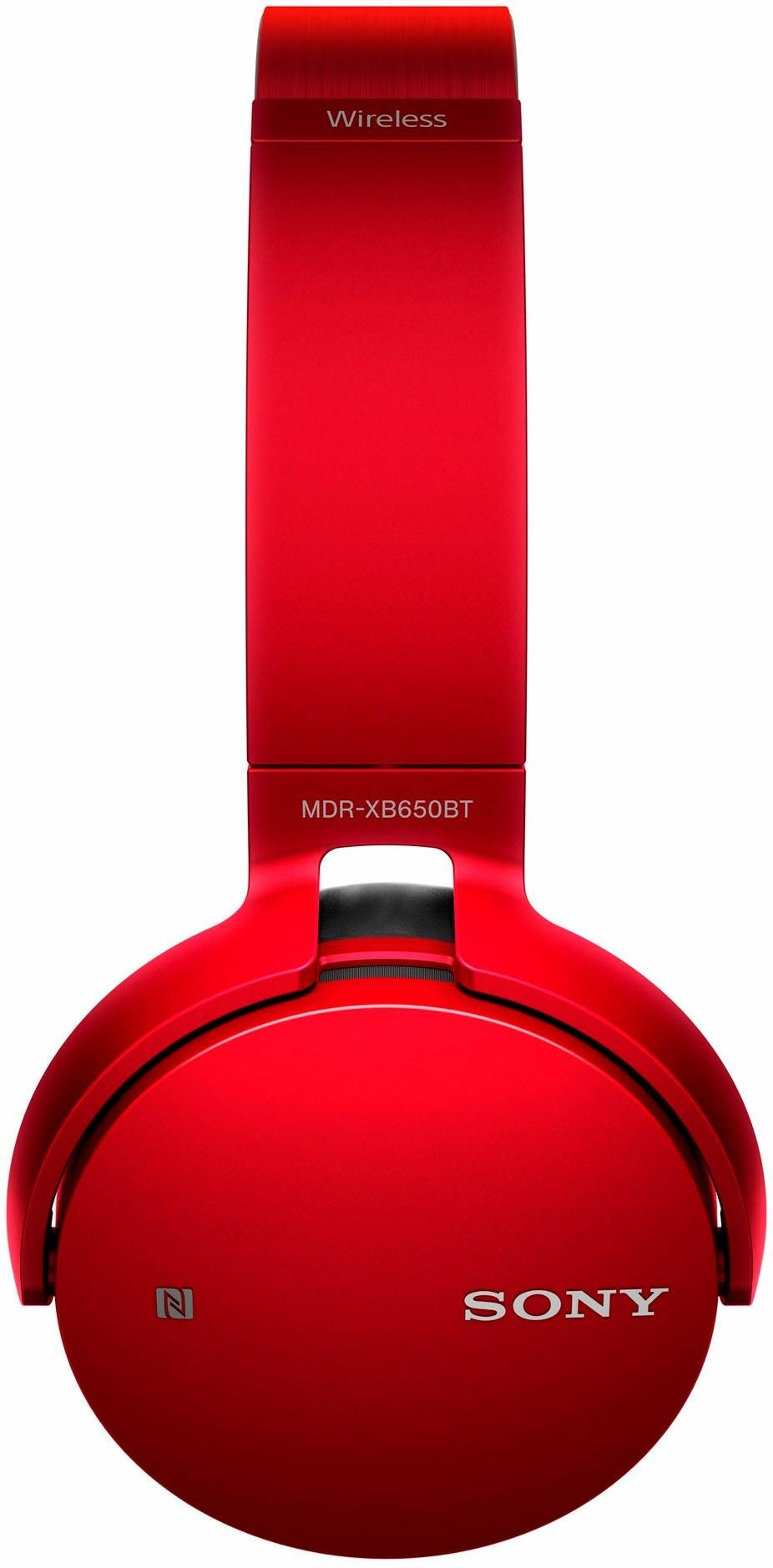 Sony Mdr Xb650btb Extra Bass Bluetooth Hoofdtelefoon In De Online Black Rood