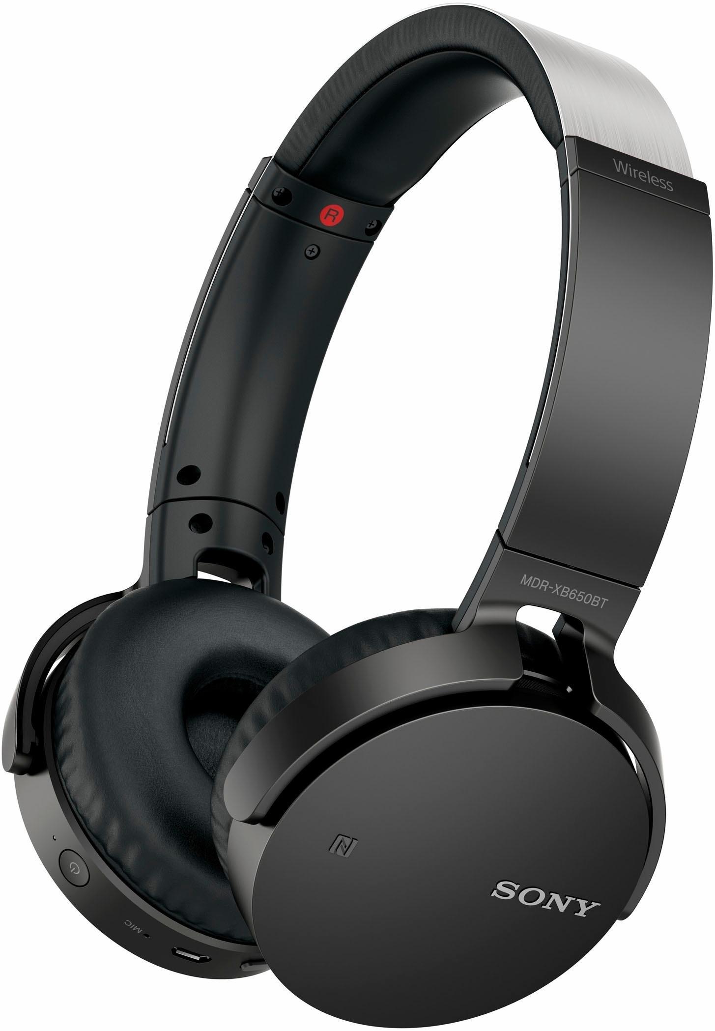 SONY MDR-XB650BTB Extra Bass bluetooth-hoofdtelefoon goedkoop op otto.nl kopen