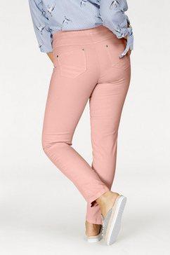 kjbrand 5-pocketsjeans »jenny 5pocket« roze