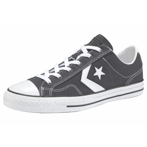 Converse Star Player herensneaker zwart en wit
