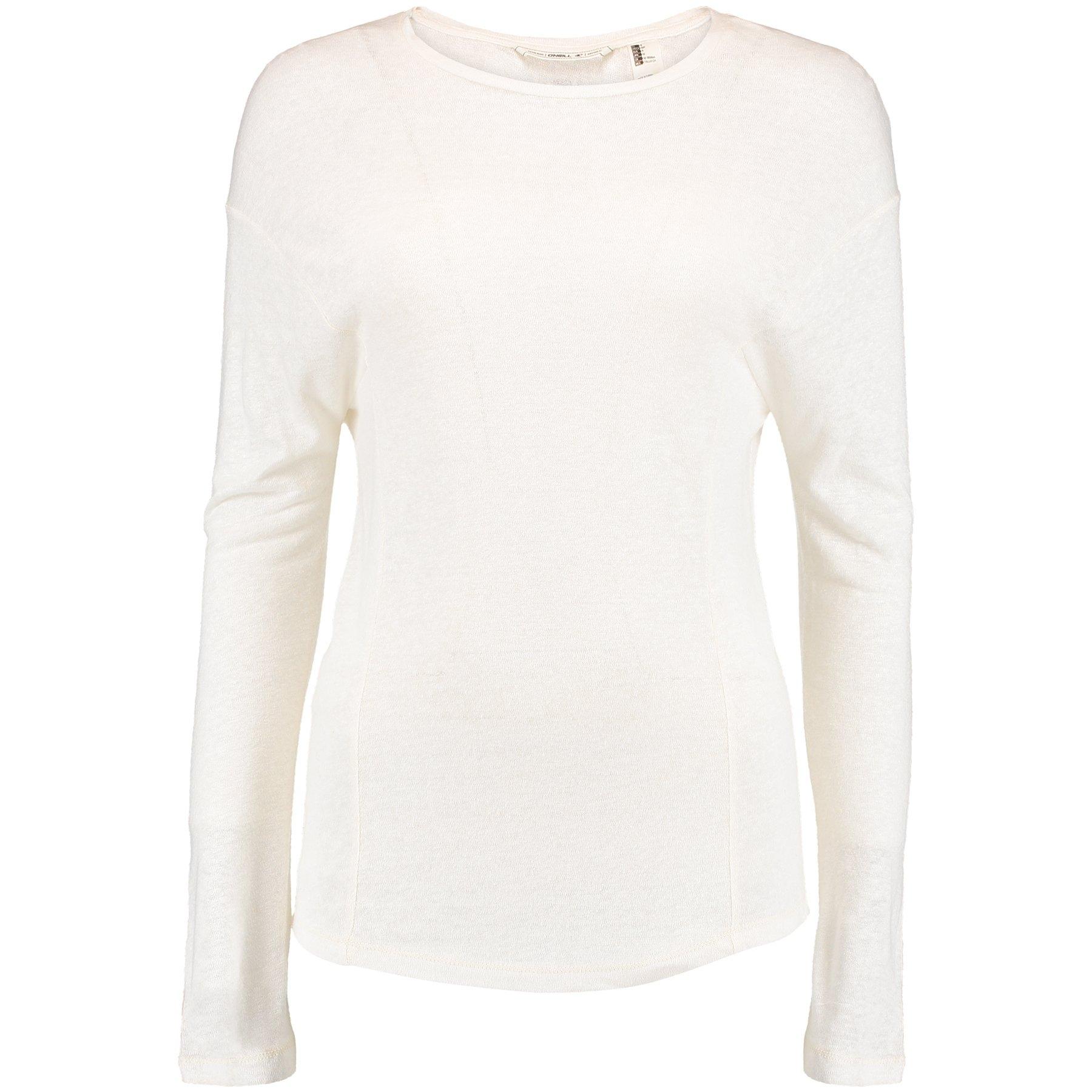 O'neill T-Shirt longsleeve »Linen scooped hem« - gratis ruilen op otto.nl