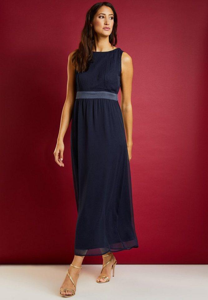 Street One Donkere maxi-jurk blauw