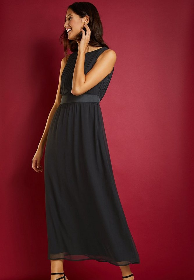 Street One Donkere maxi-jurk zwart