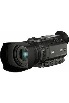 jvc camcorder gy-hm170e beeldstabilisator zwart