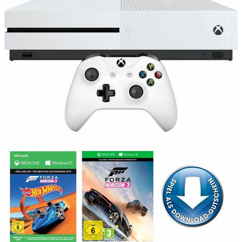 Microsoft Xbox One S 500 GB Forza Horizon 3 Bundel