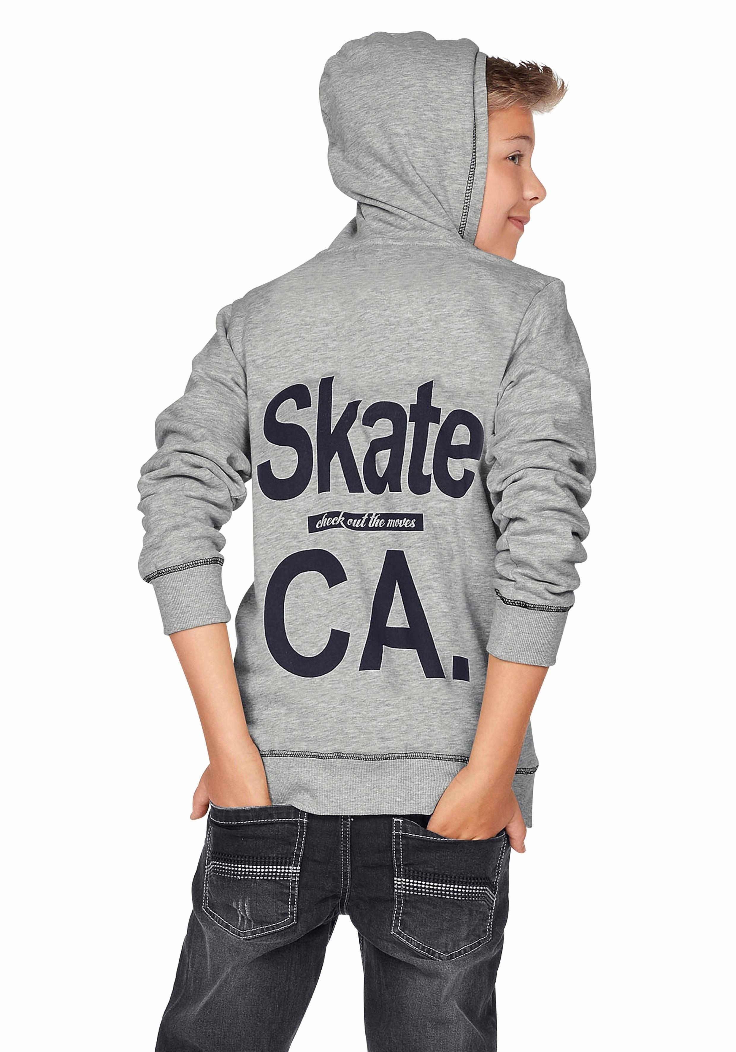 3e2020e2616 ... NIKE Team Club trainingstrui met capuchon voor kinderen, PUMA hoodie  »ESSENTIAL LOGO HOODY TR BOYS«, adidas Performance sweatshirt »Core 15«, ...