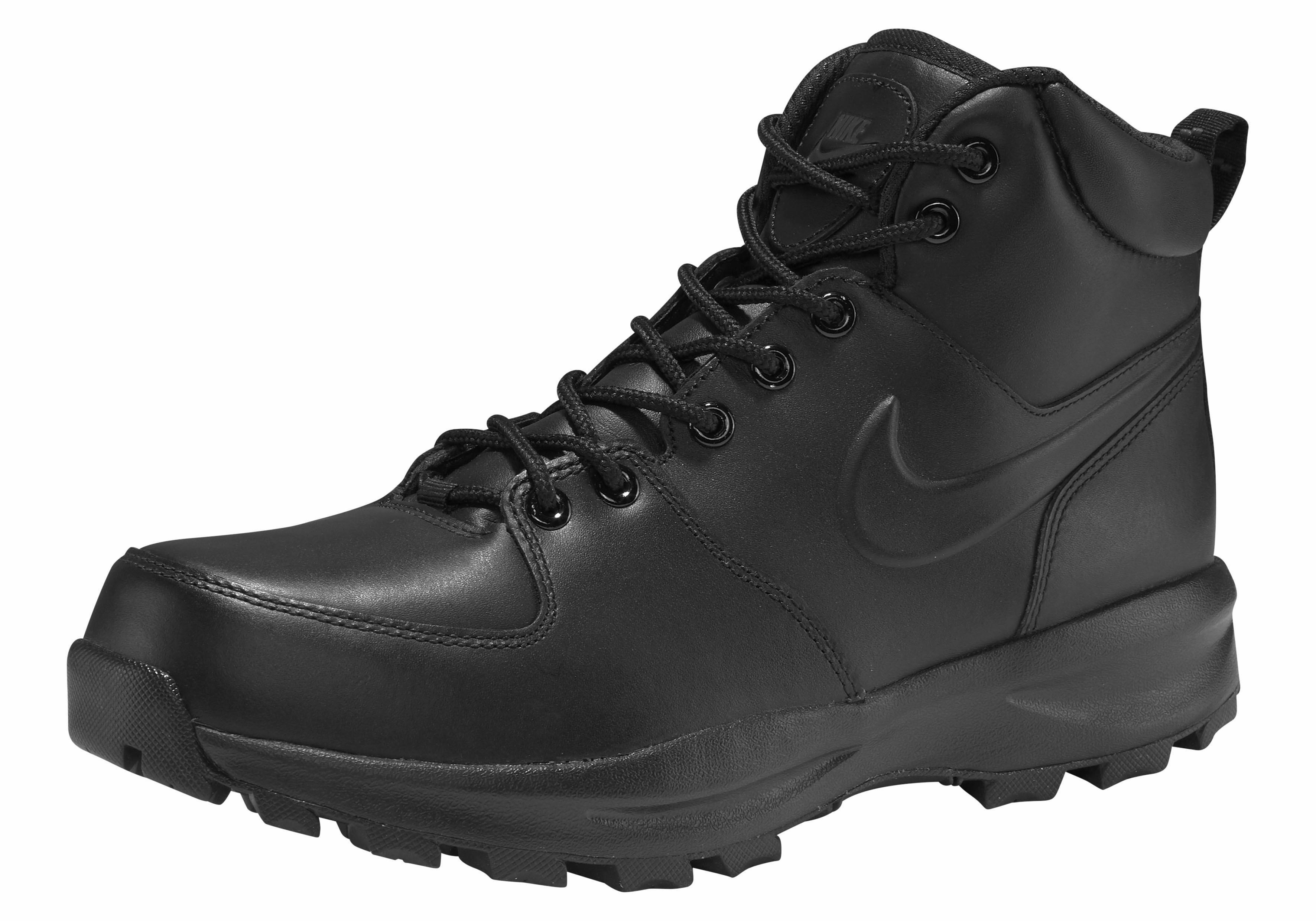 Nike Sportswear hoge veterschoenen Manoa Leather nu online kopen bij OTTO
