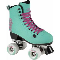chaya rollerskates, dames, turquoise, »melrose deluxe turquoise« groen