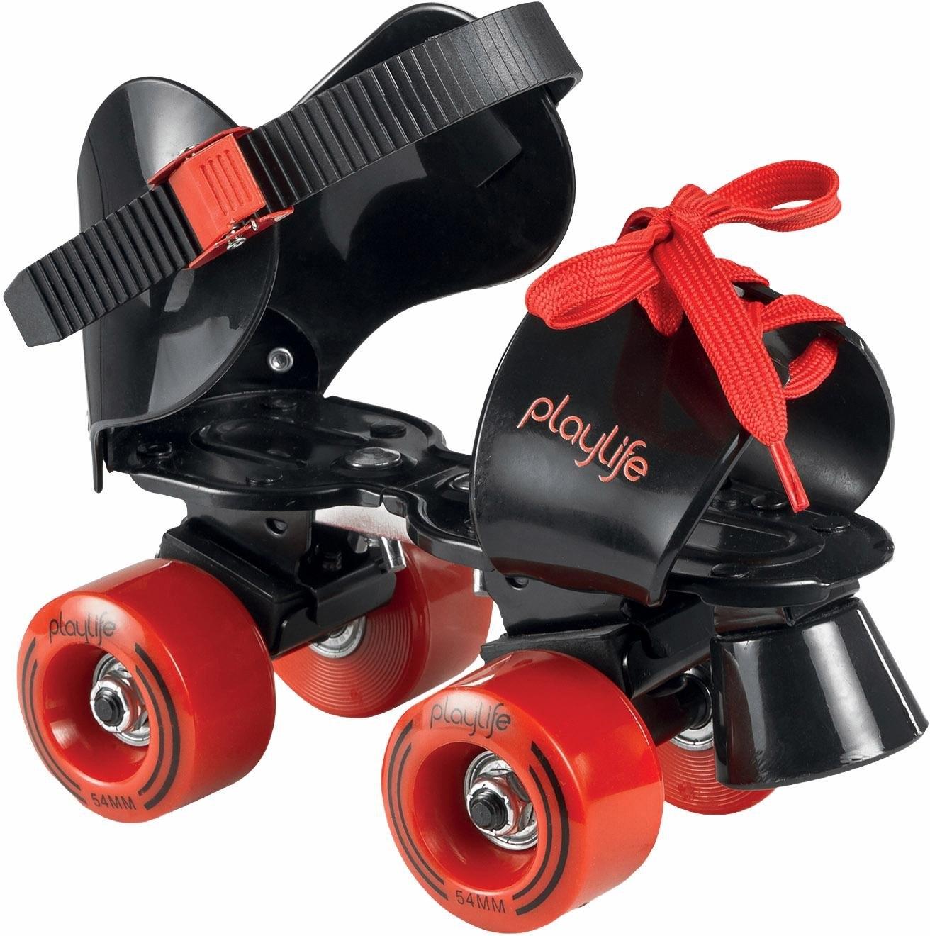 Op zoek naar een Playlife rollerskates, zwart/rood, »Sugar Kids«? Koop online bij OTTO