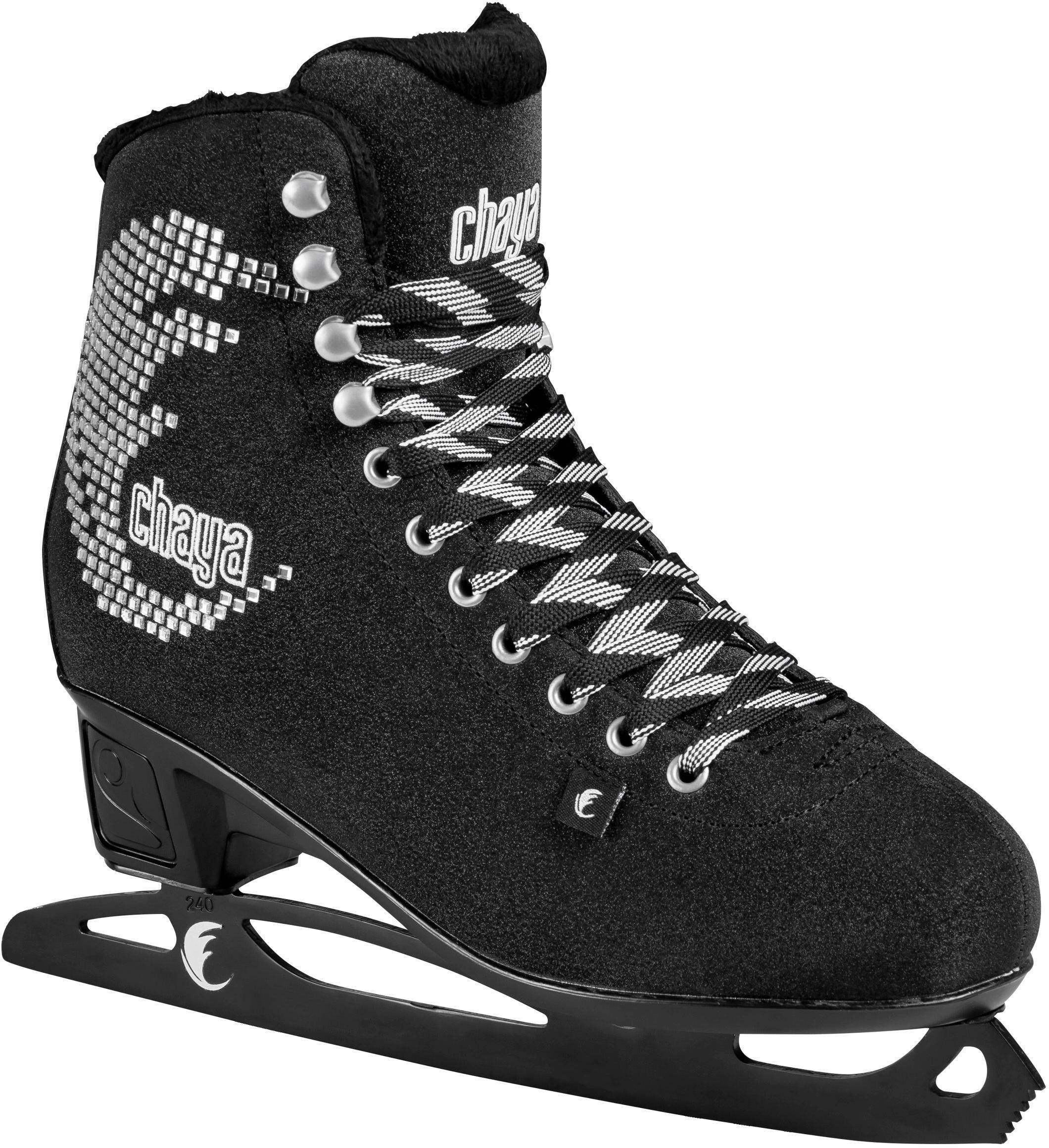 Chaya schaatsen, dames, zwart, »Noir« voordelig en veilig online kopen