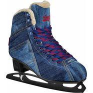 chaya schaatsen, dames, blauw, »billie jean« blauw