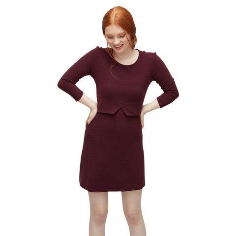 Tom Tailor Denim jerseyjurk jurk met strepenstructuur,   $( function () {    $(