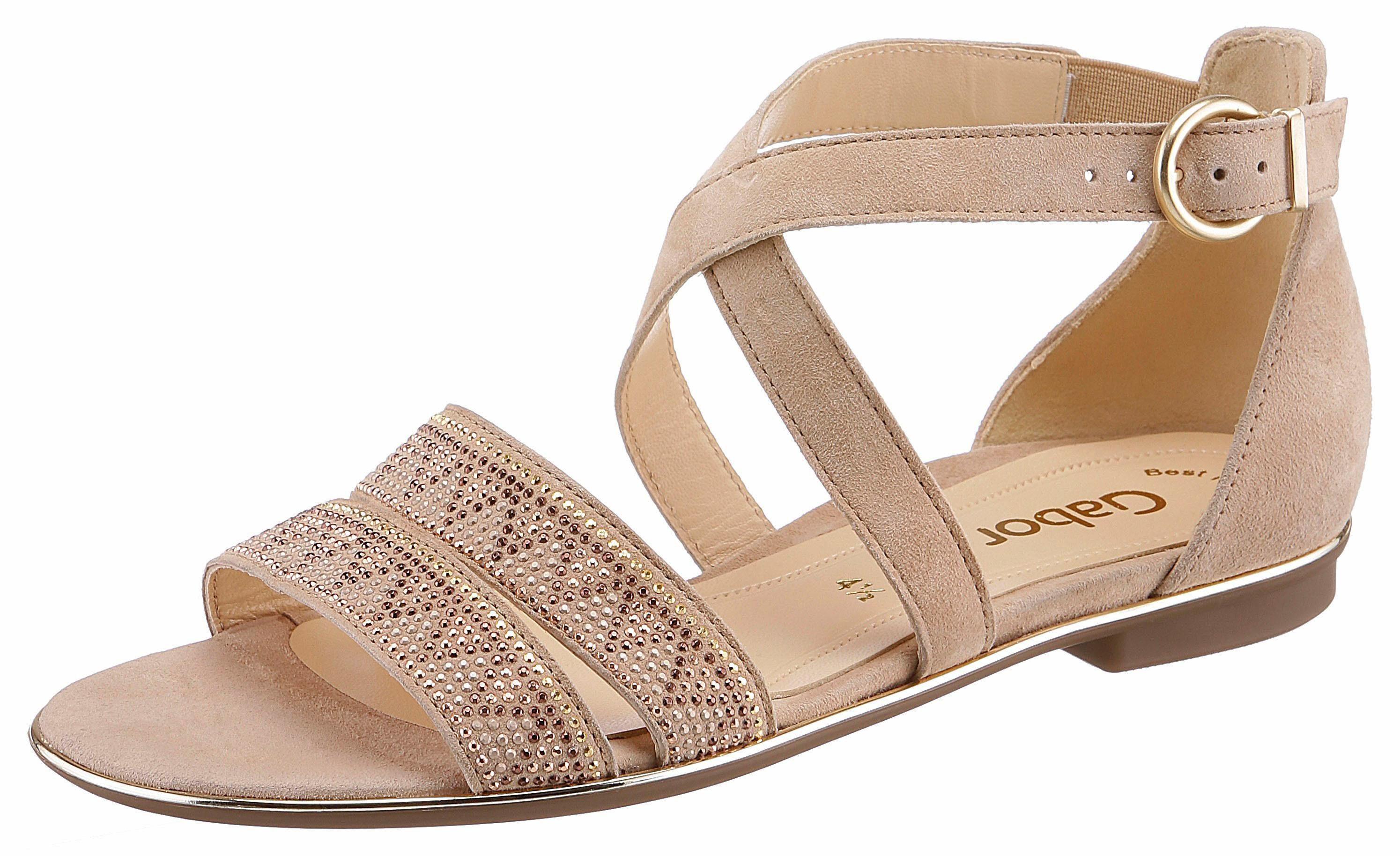 Gabor Sandales De Mode Femmes - Beige - 41 Eu 9fyUgajc
