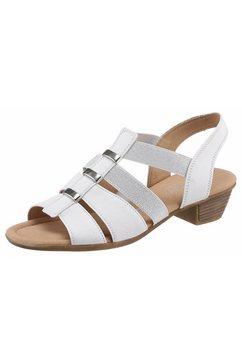 gabor sandaaltjes wit
