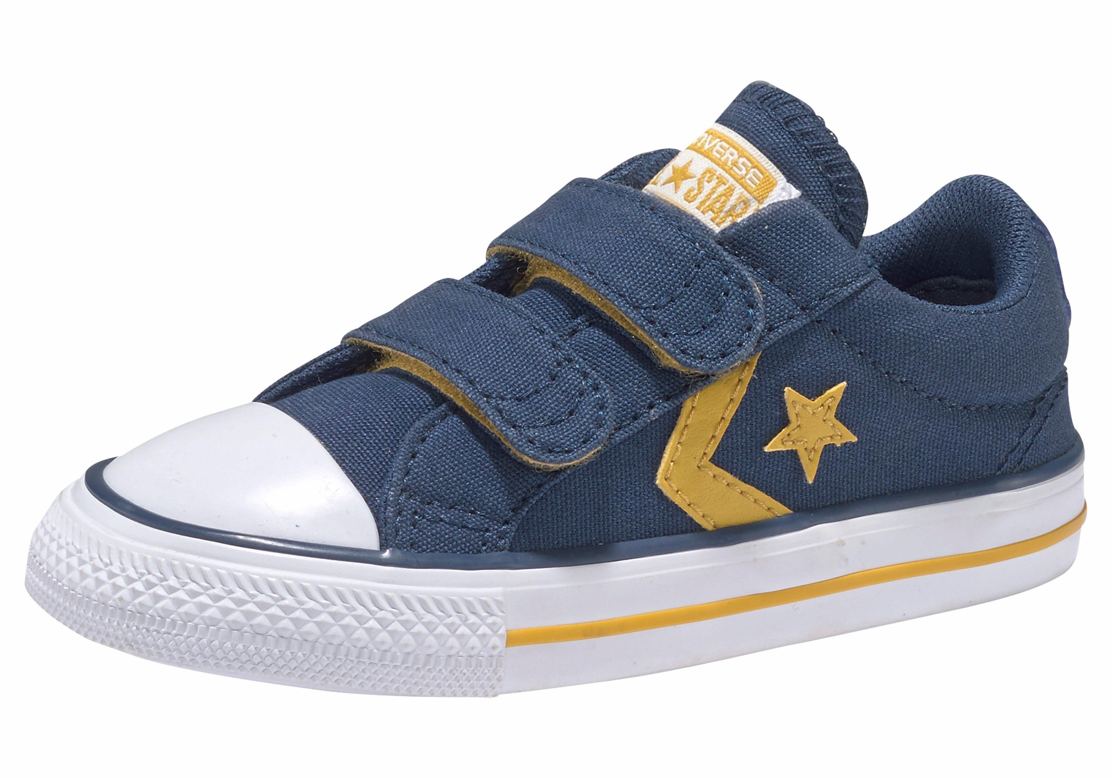 Bleu Converse Baskets Joueur Star qggJnEMB8t