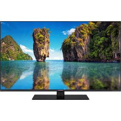 "panasonic lcd-led-tv tx-43hxw704, 108 cm - 43 "", 4k ultra hd, smart-tv zwart"