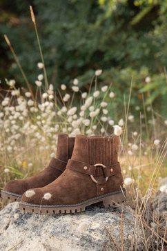 roxy boots zonder sluiting road trip bruin