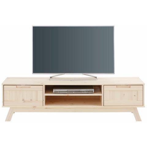 Home affaire tv-meubel Ohio, in traditioneel design, met vele opbergmogelijkheden, breedte 150 cm