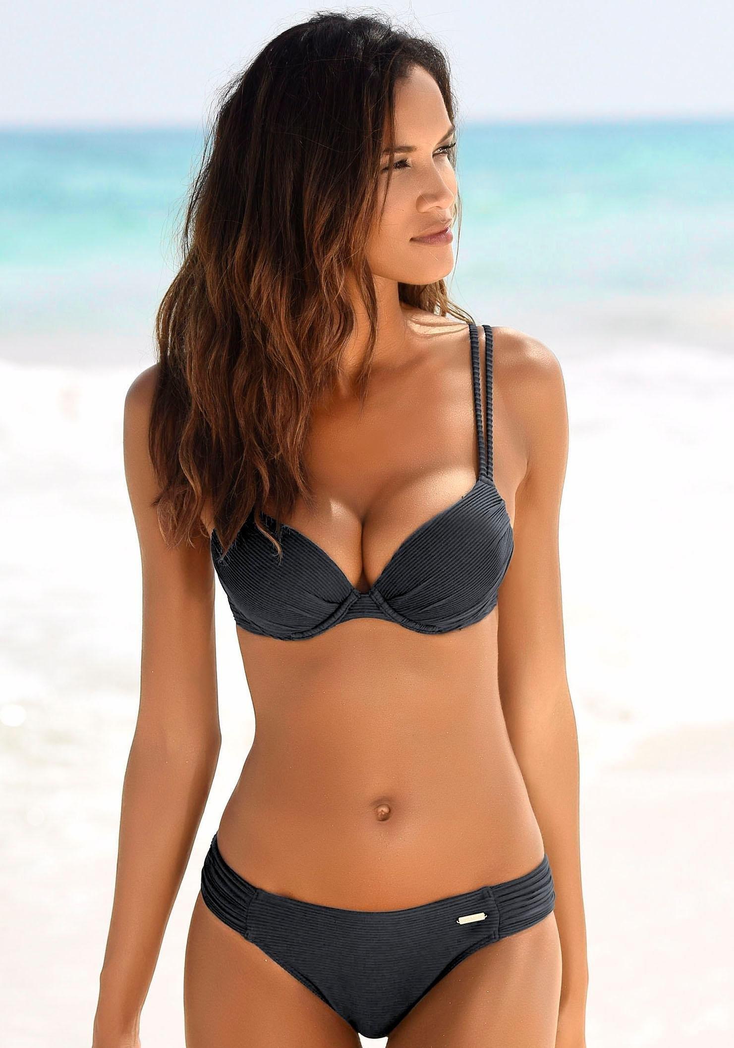 Sunseeker bikinibroekje »Fancy« met structuurdesign - gratis ruilen op otto.nl