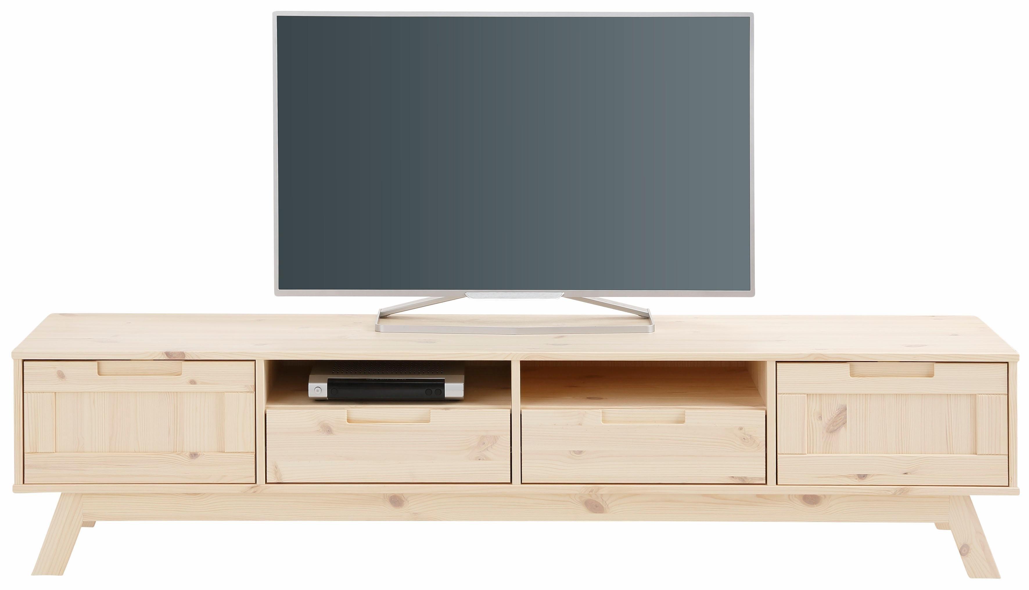 Tv Meubel Ohio In Traditioneel Design En Met Veel Opbergmogelijkheden 180 Cm Breed