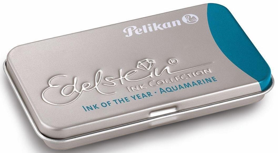 Pelikan inktpatroon, »Edelstein® Ink in metalen etui, Aquamarine« - verschillende betaalmethodes