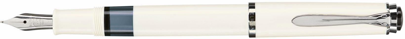 Pelikan vulpen, »Classic M 205, wit, schrijfpuntbreedte M« voordelig en veilig online kopen