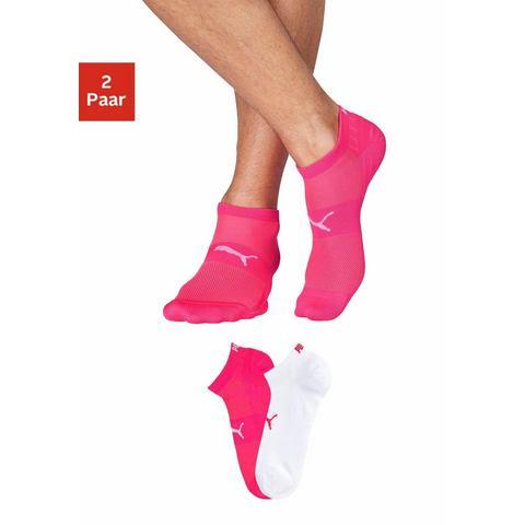 Puma NU 15% KORTING: Puma lichte sneakersokken (2 paar)